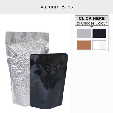 Bolsas para Vacío