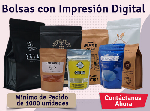 Digital Printed Products Pouchs