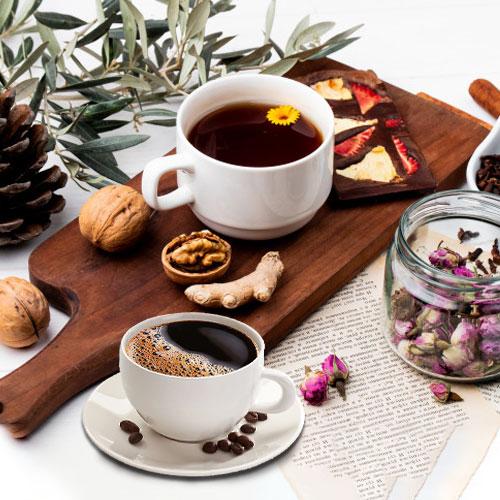 Empaques para Té y Café