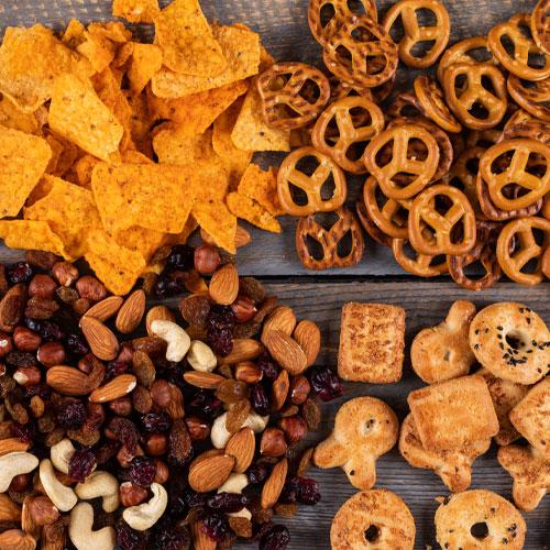 Empaques para Productos Alimenticios
