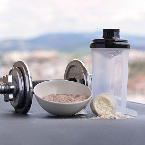 Empaques para Proteínas en Polvo y Productos Farmacéuticos